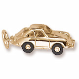 Gold Plated Car Charm by Rembrandt Charms