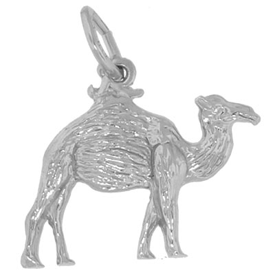 Sterling Silver Camel Charm by Rembrandt Charms