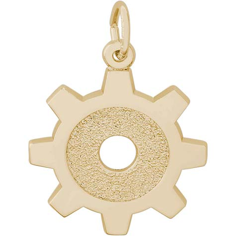 14K Gold Engineer Tool Charm by Rembrandt Charms