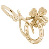 14K Gold Symbols of Luck Charm by Rembrandt Charms
