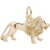 Lion Charm Style 1234