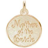 14K Gold Mother of the Bride