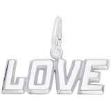 Sterling Silver 4 Letter Name
